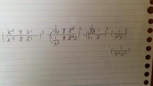 指数関数 答え3